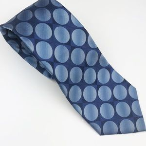 John Ashford Men's Silk Tie | Stain Resistant